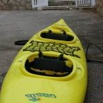 kayak doble oasis